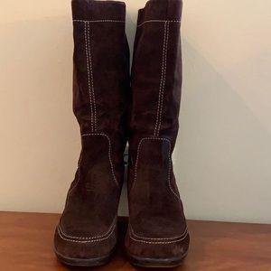 Women's 8.5 heeled boots